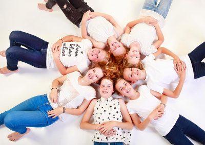 kinderfeestje, studiofotografie, vriendinnenshoot, vriendinnenfotografie, imirafoto