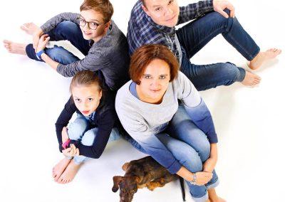 familieshoot, studiofotografie, imirafoto